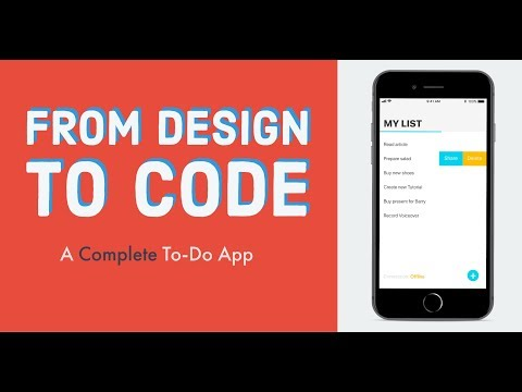 Swift Tutorial: From UI Design to Real iOS App