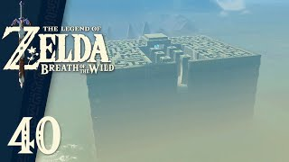 #40 - Labyrinthes | Zelda: Breath of the Wild [Mode Expert]