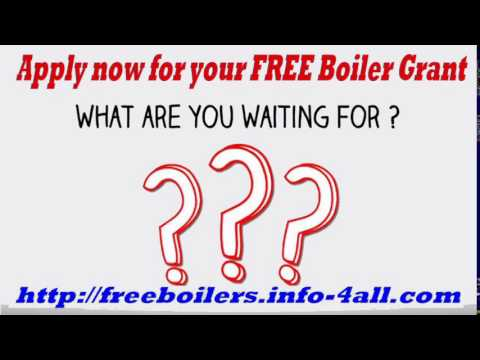Free Boiler Grants Blackpool