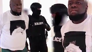 Watch As Dubai Police Arrested Hushpuppi And Woodberry For Scams