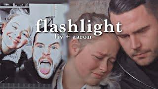 Aaron   Liv | Flashlight [first Video]