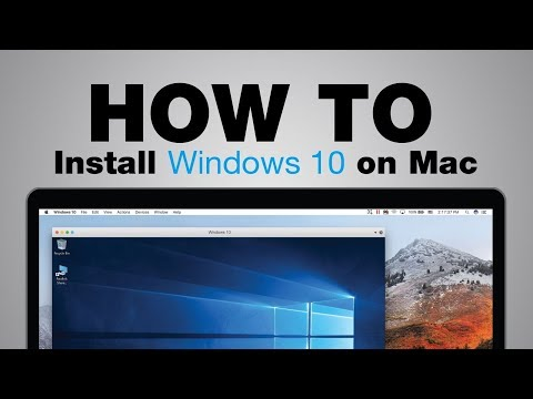 How to Download Windows 10 on Mac in Minutes