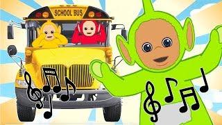 ★ Teletubbies ★ Wheels On The Bus ★ Cartoon Nursery Rhymes for Kids ★ Cartoon Songs ★ Kids Cartoon