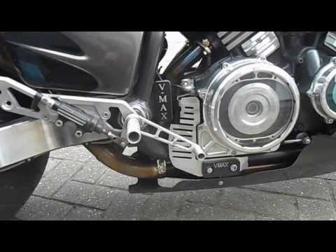 Yamaha Vmax komplete chassis rebuild