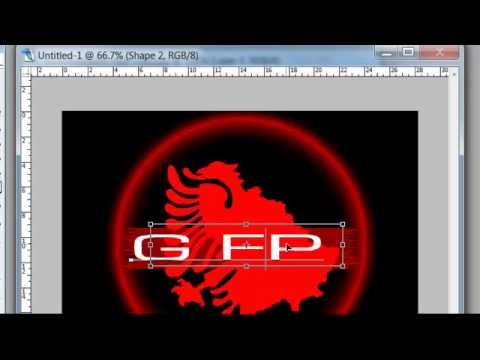 How To Make A Simple Logo In Photoshop CS2 By Jaseri-Sh