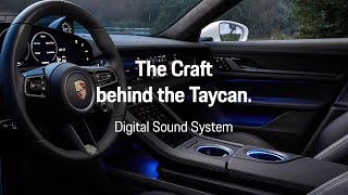 The Craft behind the Taycan || 05 | Digital Sound Systems