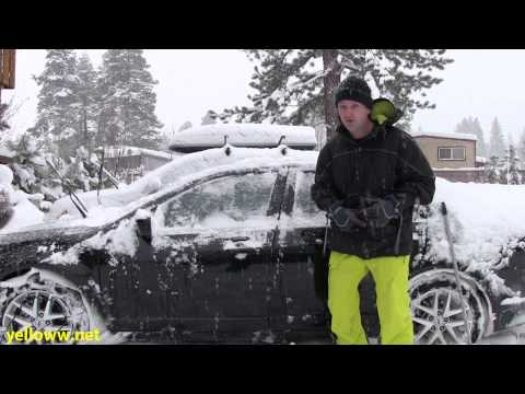 Lake Tahoe Snow Driving Guide & Tips