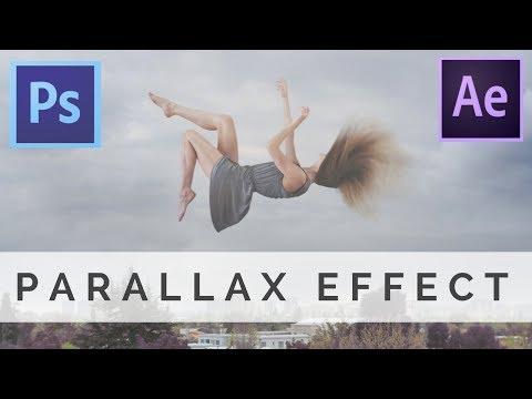 Tutorial Parallax Effect. How to animate your photos [Subtitulado Español]