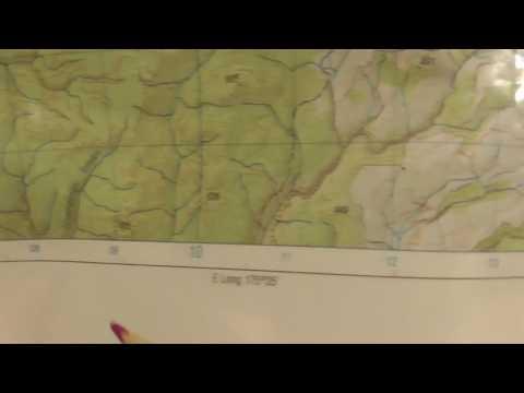 Land Navigation: Military Grid Reference System Part 1