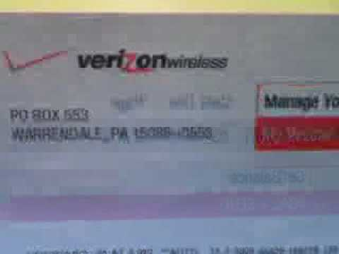 verizon wireless customer service call.. they robbed me(BAD BUSINESS)