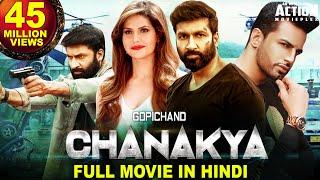 CHANAKYA Full Movie In Hindi (2020) New Hindi Dubbed Full Movie | Gopichand Movies In Hindi Dubbed