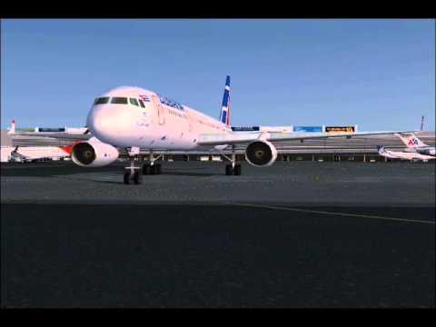 Mexico Benito Juarez Airport International airport (FS2004)