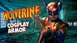 Wolverine cosplay armor