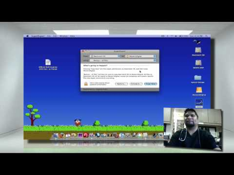 How to upgrade your hard drive - Mac - Clone Super Duper
