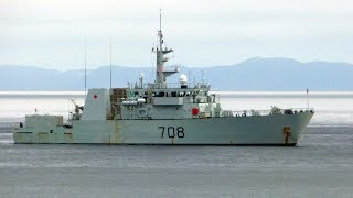 Canadian navy sequestering 2 crews in Halifax hotel