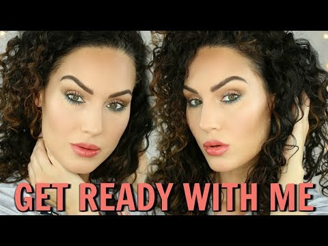 GRWM | NEW ALMAY, PIXI BEAUTY & KAT VON D PRODUCTS | The Glam Belle