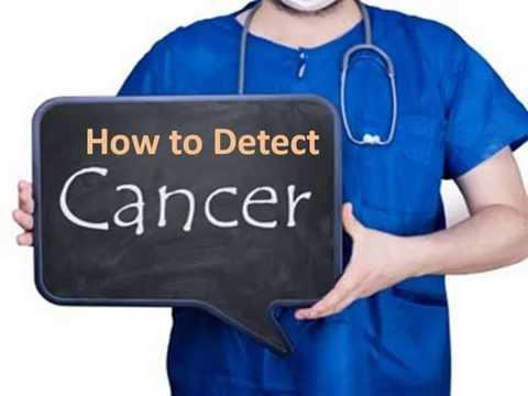 how to detect cancer|how to detect cancer easily