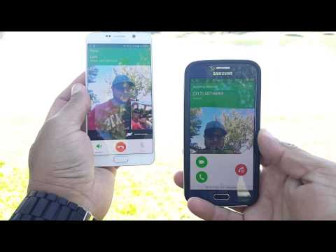 HD Video Calling - Note 5 & S6