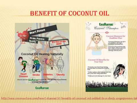 Coconurture - Pure Coconut Oil Singapore