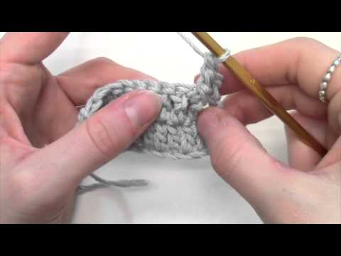 Front Post Treble and Back Post Double Crochet