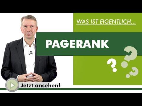 Pagerank - Was ist eigentlich...?