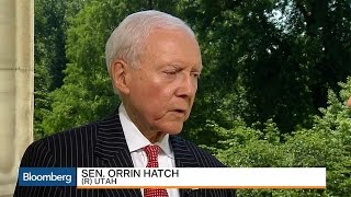 Sen. Hatch: Trump Distractions Don't Help Tax Reform