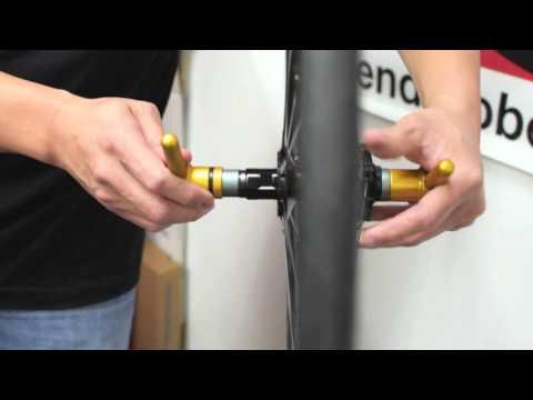 Mavic Rear Wheel Bearing Replacement