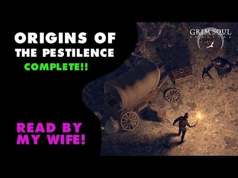 Origins of the Pestilence Story Line in Grim Soul Dark Fantasy Survival (Vid#135)