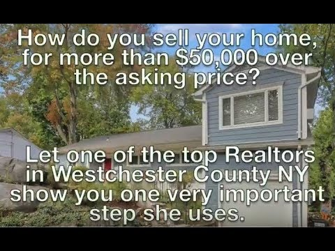 Sell Your Home For $50,000 Over List Price