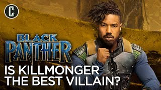 Black Panther: Is Michael B. Jordan's Killmonger the Best MCU Villain?