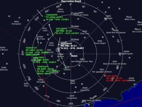 AirNav RadarBox - TelaRadar Web Site