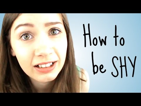 How To Be SHY