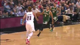 Top 10 NBA Plays: February 2nd