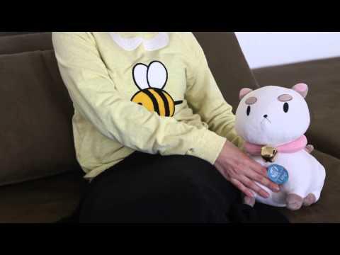 Listen to PuppyCat Plush TALK!