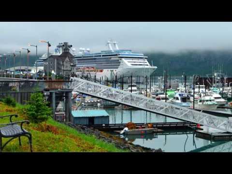 Whittier, Alaska, 2015 by a1VIDEO and LanaphotoArt®