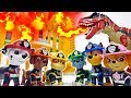 Paw Patrol Fire Pups Are Firefighters Of The Town ToyMartTV