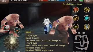 Iruna online Thrower Monk struggle solo leveling - Hasbul Rizuan