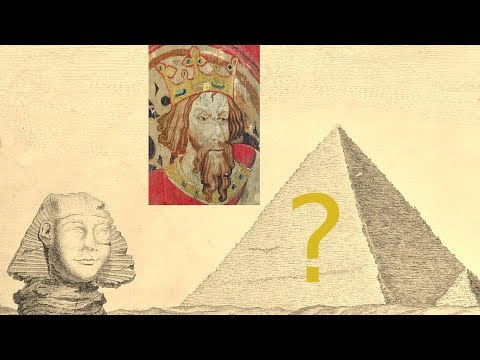 King Arthur's Suspicion about the Great Pyramid may shock you!