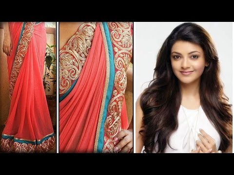 💄Party Style Saree Draping with Party Style Makeup and Party Hairstyles Step By Step- Party Makeup