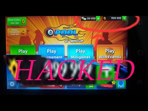 8 Ball Pool Hack - How to Hack 8 Ball Pool Coins and Cash in 2017(PROOF)