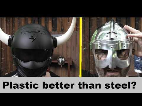 The Great Battle Of The Helmets