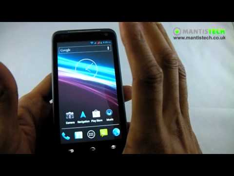 VIVIFI Affinity Android 4.0 ICS Dual Sim Smart Phone Unlocked UK