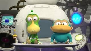 Download Обезьянки из космоса - ИКОТА (44 серия) | Смешной мультик Video