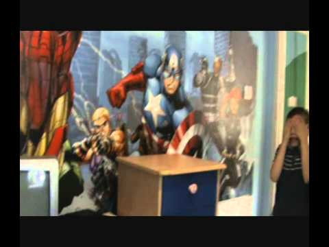 Avengers dulux bedroom in a box review