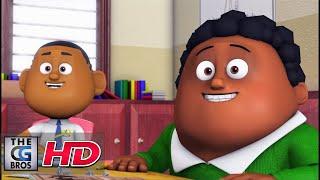"CGI 3D Animated Short: ""A Kalabanda Ate My Homework""  - by Creatures Animation"