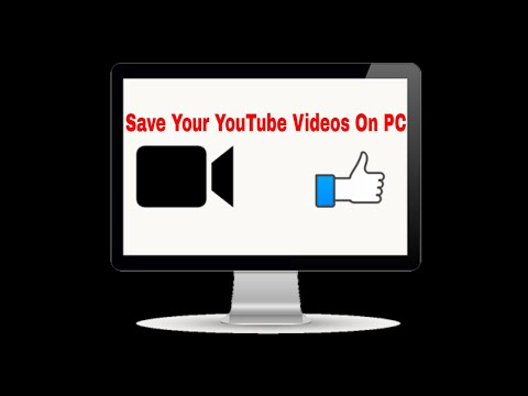 offline Save Videos From YouTube In PC|| No Software Required