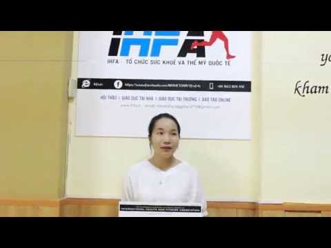 IHFA Certified Yoga Therapy Certification Vietnam