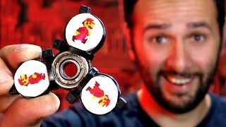 Faça o spinner que cria animações! (MUITO legal!)