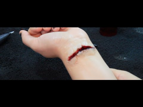 I Cut My Wrist - 31 Days of Halloween - Day 4 - Giveaway