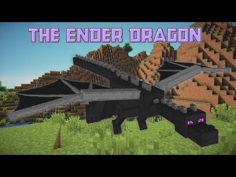 How To Become The Ender Dragon Minecraft 1.8+ No Mods